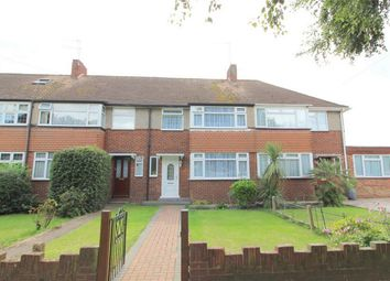 Thumbnail 3 bed terraced house for sale in Elgin Avenue, Ashford, Middlesex