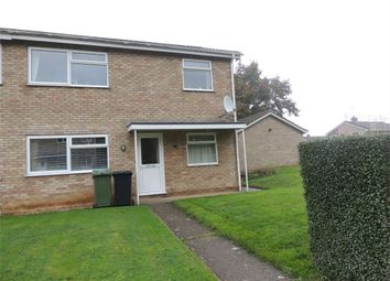 Thumbnail 2 bedroom maisonette for sale in Maple Road, Downham Market