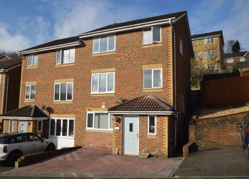 Peacock Rise, Chatham ME5. 5 bed semi-detached house for sale