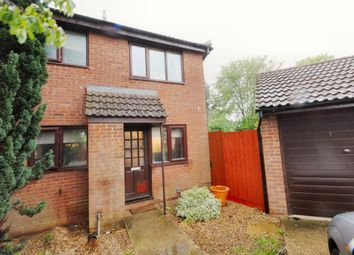 Thumbnail 1 bedroom end terrace house for sale in Weston Way, Newmarket