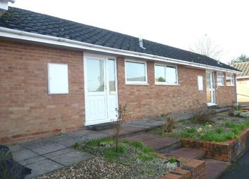 Thumbnail 2 bed terraced bungalow to rent in Queens Court, Ledbury