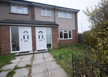 Thumbnail 2 bedroom end terrace house to rent in Muggeridge Road, Dagenham