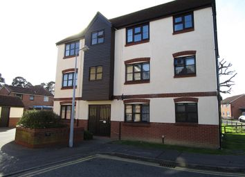 Thumbnail 1 bed flat for sale in California Close, Highwoods, Colchester