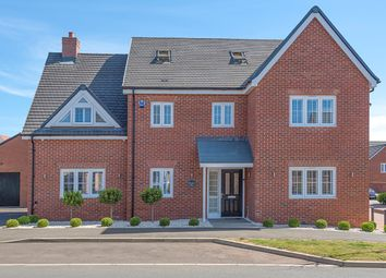 Thumbnail 5 bed detached house for sale in Ryder Way, Flitwick