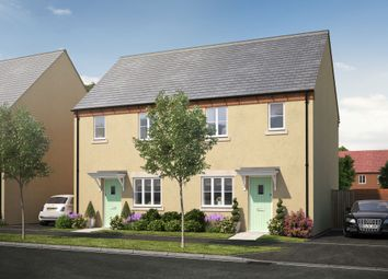 "Thumbnail 2 bedroom terraced house for sale in ""The Elm"" at Perth Road, Bicester"
