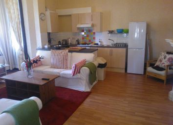 Thumbnail 1 bed flat to rent in Granville Road, Leicester