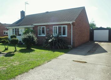 Thumbnail 3 bed bungalow for sale in Richmond Close, New Balderton, Newark