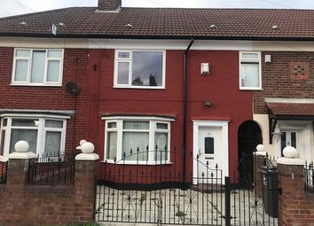 Thumbnail 3 bed terraced house to rent in Huyton House Road, Huyton