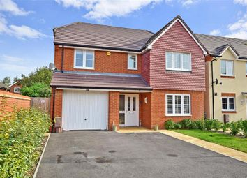 Thumbnail 4 Bed Detached House For Sale In Fellows Gardens Yapton Arundel West