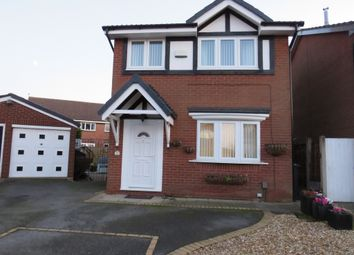Thumbnail 3 bed semi-detached house for sale in Crowmarsh Close, Moreton, Wirral