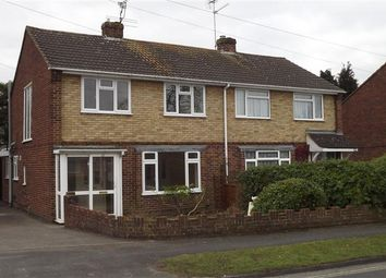 Thumbnail 3 bed semi-detached house to rent in Giffard Drive, Farnborough