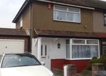 Thumbnail 2 bed semi-detached house to rent in Tottenham, London