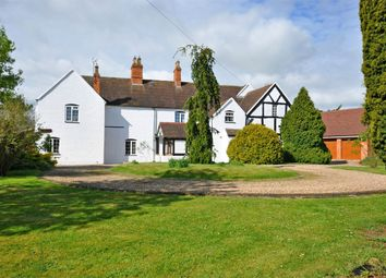 Thumbnail 5 bed detached house for sale in Main Street, Sedgeberrow, Evesham