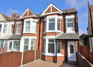 Thumbnail 3 bed end terrace house for sale in Vista Road, Clacton On Sea