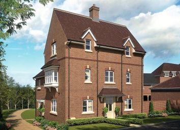 Thumbnail 4 bedroom semi-detached house for sale in Woodhurst Park, Warfield, Berkshire
