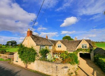 Thumbnail 3 bed detached house to rent in Victoria Road, Quenington, Cirencester