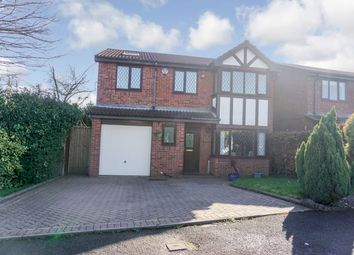 Thumbnail 4 bed detached house for sale in Avon, Hockley, Tamworth