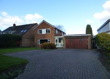 Thumbnail 4 bed detached house to rent in Brooklands Road, Wythenshawe, Manchester