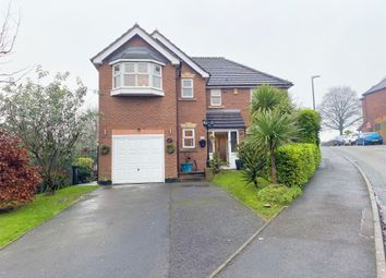 Thumbnail 4 bed detached house for sale in Jodrell Avenue, Belper