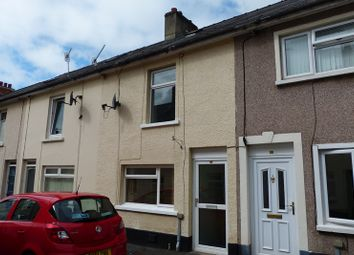 Thumbnail 3 bed terraced house to rent in John Street, Brecon