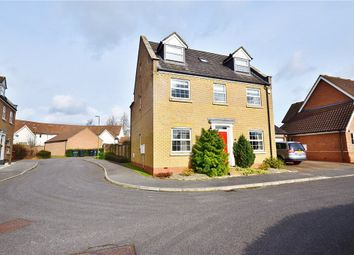 Thumbnail 5 bedroom detached house for sale in The Coppice, Villiers-Sur-Marne Avenue, Thorley, Bishop's Stortford