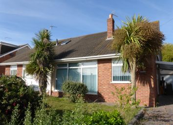 Thumbnail 3 bed semi-detached bungalow for sale in West Park Drive, Nottage, Porthcawl