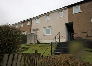 Thumbnail 3 bedroom terraced house for sale in Auchmead Road, Greenock