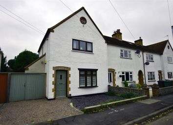 Thumbnail 3 bed end terrace house for sale in Warwick Avenue, Quorn, Loughborough