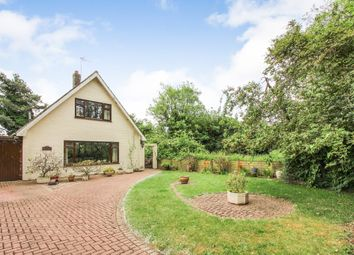 Thumbnail 2 bed property for sale in West Lane, Horsham St. Faith, Norwich