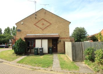 Thumbnail 1 bedroom end terrace house to rent in Sayer Close, Greenhithe, Kent