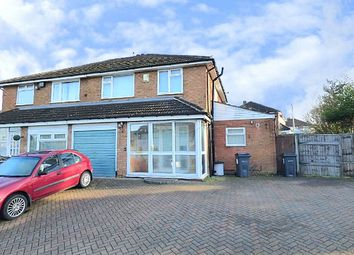 Thumbnail 3 bed semi-detached house for sale in Leach Green Lane, Rubery