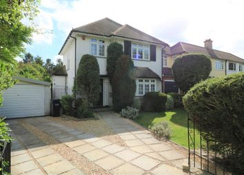 Thumbnail 3 bed detached house for sale in Featherbed Lane, Croydon