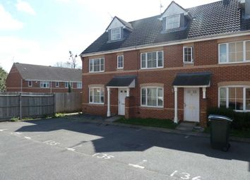 Thumbnail 3 bedroom end terrace house to rent in Gillquart Way, Parkside, Coventry