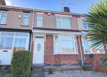 Thumbnail 2 bed terraced house for sale in Forknell Avenue, Coventry