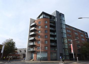 Thumbnail 2 bed flat for sale in Excelsior, 3 Princess Way, Swansea
