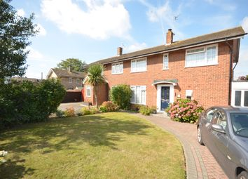Thumbnail 3 bed semi-detached house to rent in Plover Road, Larkfield, Aylesford