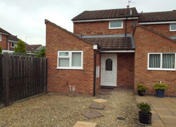 Thumbnail 1 bed terraced house to rent in Forest Gate, Evesham