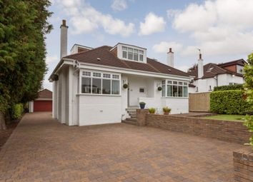 Thumbnail 4 bedroom detached bungalow for sale in 123 Beech Avenue, Newton Mearns