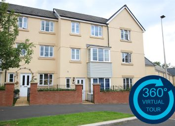 Thumbnail 4 bedroom town house for sale in Younghayes Road, Cranbrook, Exeter