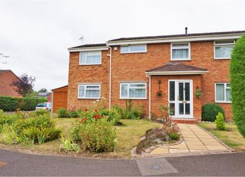 Thumbnail 4 bed semi-detached house for sale in Fortrose Walk, Reading