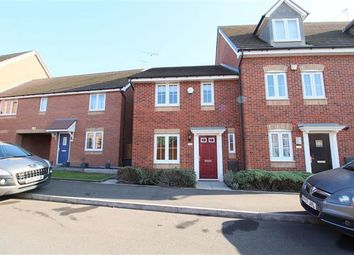 Thumbnail 3 bedroom end terrace house for sale in Coopers Meadow, Keresley End