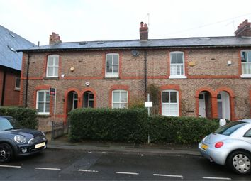 Thumbnail 3 bed terraced house to rent in Clifton Street, Alderley Edge, Cheshire