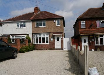 Thumbnail 2 bed semi-detached house to rent in High Lane East, West Hallam, Ilkeston