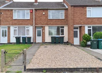 Thumbnail 2 bed terraced house for sale in Sandgate Crescent, Coventry
