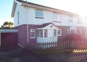 Thumbnail 3 bed semi-detached house for sale in Lanreath, Looe, Cornwall