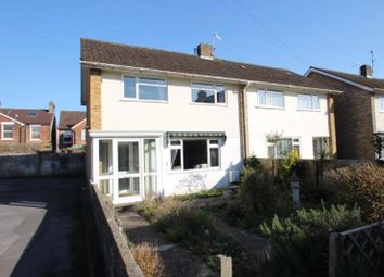 Thumbnail 3 bed semi-detached house for sale in Longland, Salisbury, Wilts