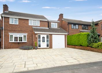 Thumbnail 4 bed detached house for sale in Chamberlain Road, Stratton Swindon, Wiltshire