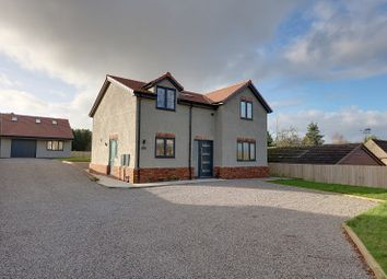 Thumbnail 4 bed detached house for sale in Geralds View, Sun Rise Road, Bream, Lydney, Gloucestershire.