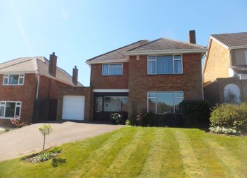 Thumbnail 4 bed detached house for sale in Shepherds Pool Road, Four Oaks, Sutton Coldfield