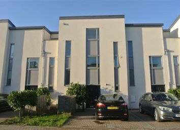 Thumbnail 3 bed town house for sale in Rowledge Court, Walton, Peterborough, Cambridgeshire